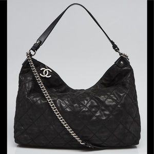 Authentic Chanel Coco Daily Hobo